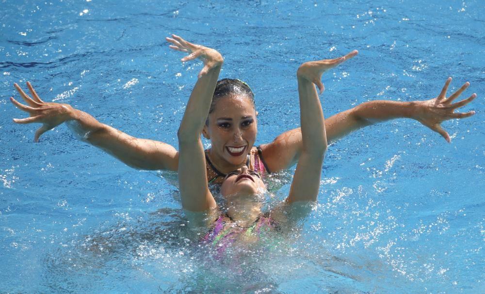 Olimpiadas 2016 | Final de dúos de natación sincronizada