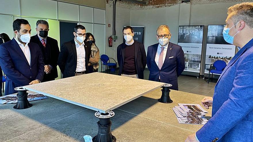La azulejera Rocersa consigue su tercer premio 'Som Ceràmica'