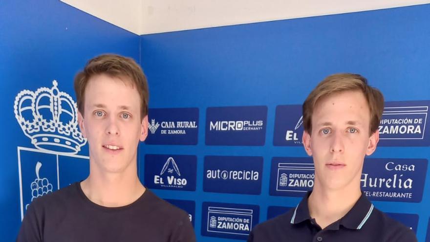 El CD Villaralbo ficha a los hermanos Rivas Hernández