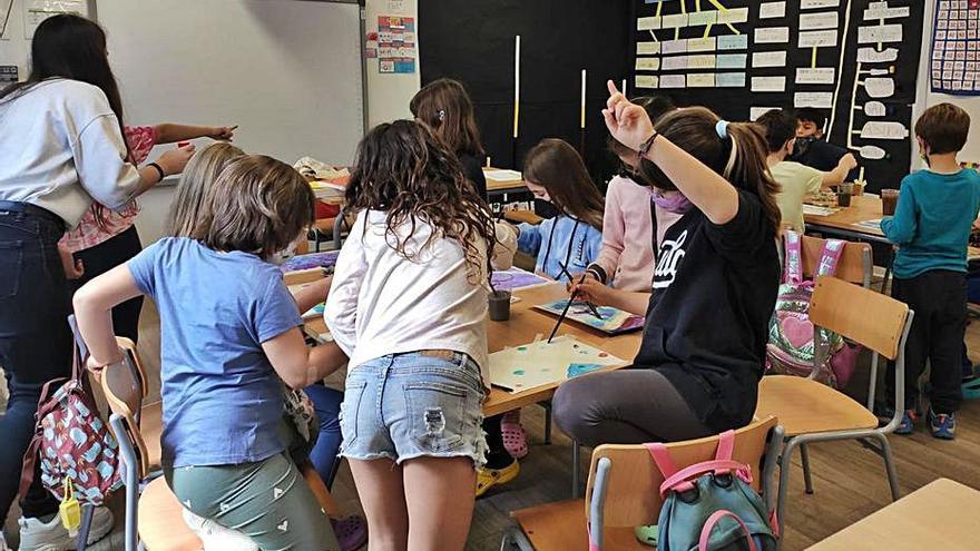 La Generalitat aporta 246.000 euros per atenuar desigualtats a les escoles