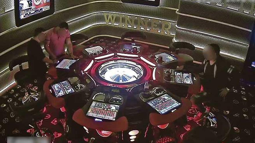 Betrug beim Roulette auf Mallorca: Polizei nimmt zwei mutmaßliche Hacker fest