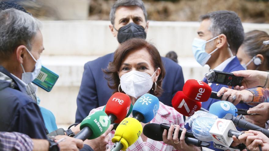 """Calvo alerta del """"peligro"""" de que """"el fascismo español"""" gobierne en Madrid"""