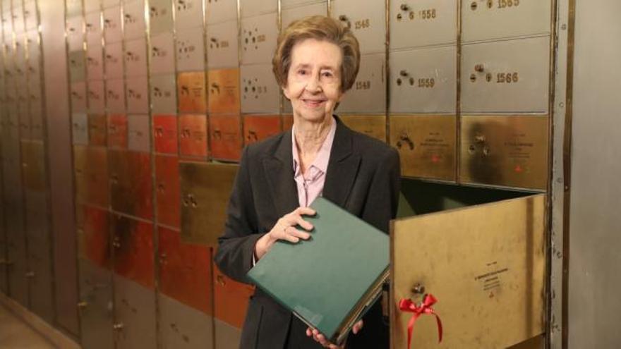 Fallece a los 80 años la científica Margarita Salas