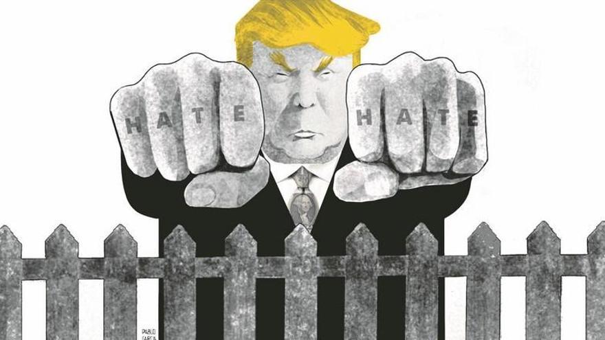 Trump, la forja de un peligro