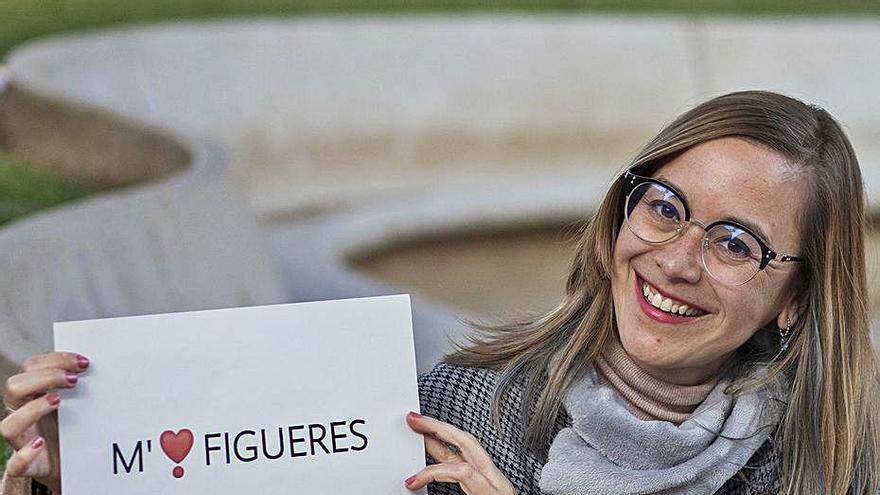 Montse Cufí: «Tot comença per estimar»