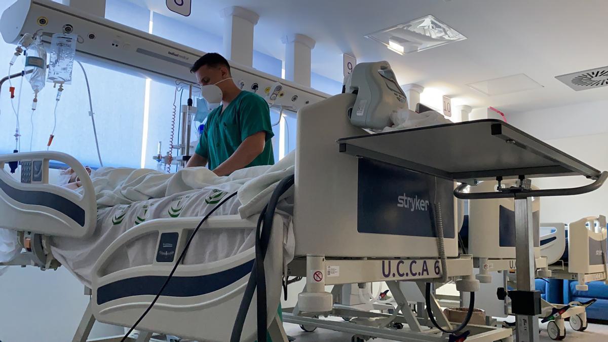 La Unidad de Cuidados Críticos de Anestesia