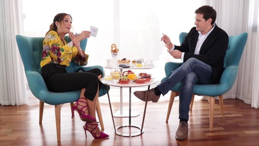 Tamara Gorro entrevistará a Albert Rivera en su nuevo programa