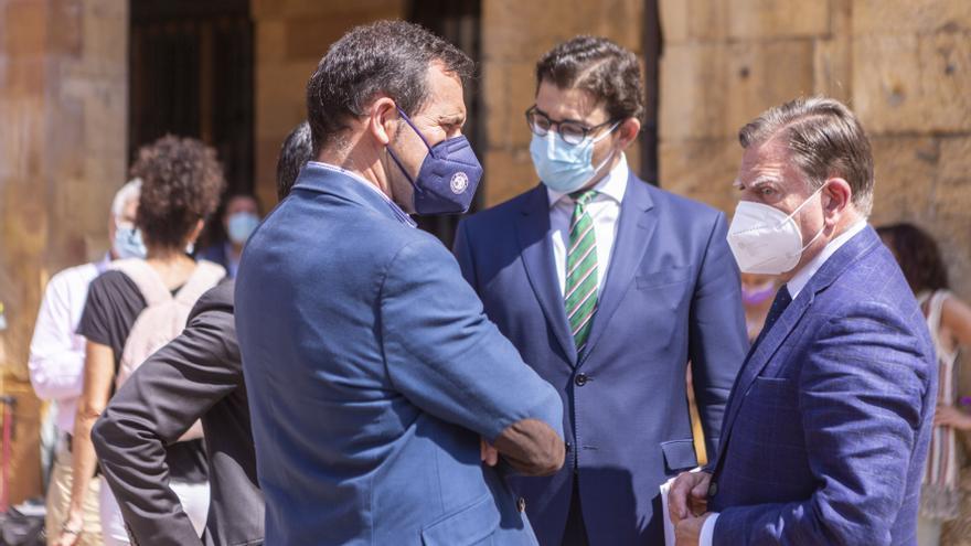 El Ayuntamiento de Oviedo convoca 3 minutos de silencio por los temibles asesinatos ocurridos esta semana, en memoria de las victimas de la violencia vicaria y violencia de género