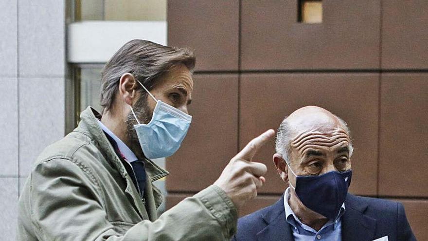 """Lanza e Iglesias declaran que Cascos tenía control """"absoluto"""" sobre Foro"""