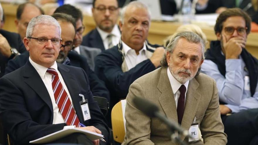 Los cabecillas de la 'Gürtel' ponen pegas al Congreso