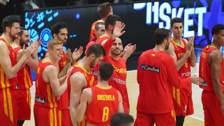 España arrolla a Rumanía y se clasifica para el Eurobasket