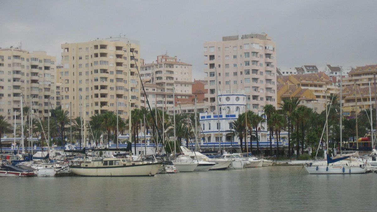 Puerto de Estepona.