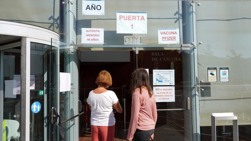 Castilla y León registra la cifra de contagios más baja en dos meses, con 130
