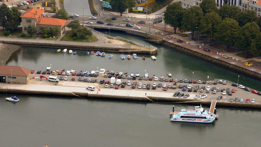 El Concello rechaza que Portos pueda dar un uso comercial al edificio de As Corbaceiras