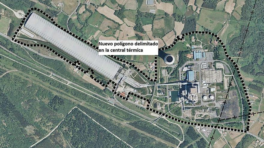 La Xunta propone la creación de una zona industrial en la central térmica de Cerceda