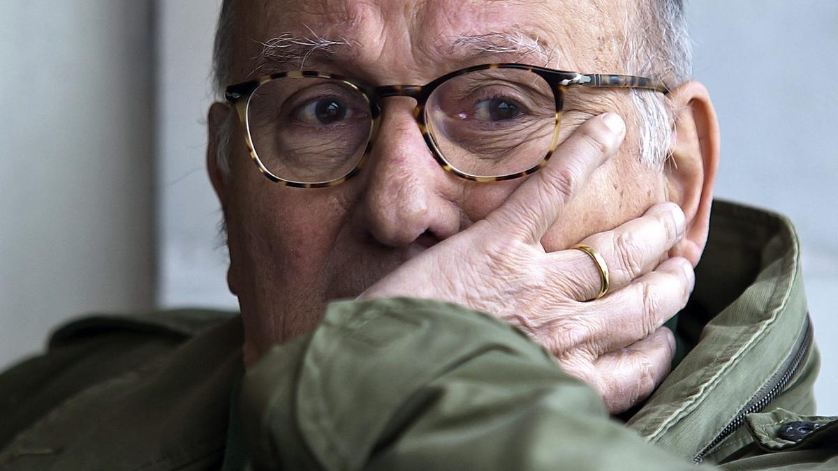 Mario Camus, el cineasta que amaba la literatura.