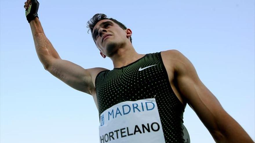 España se relanza en Berlín con Bruno Hortelano al frente