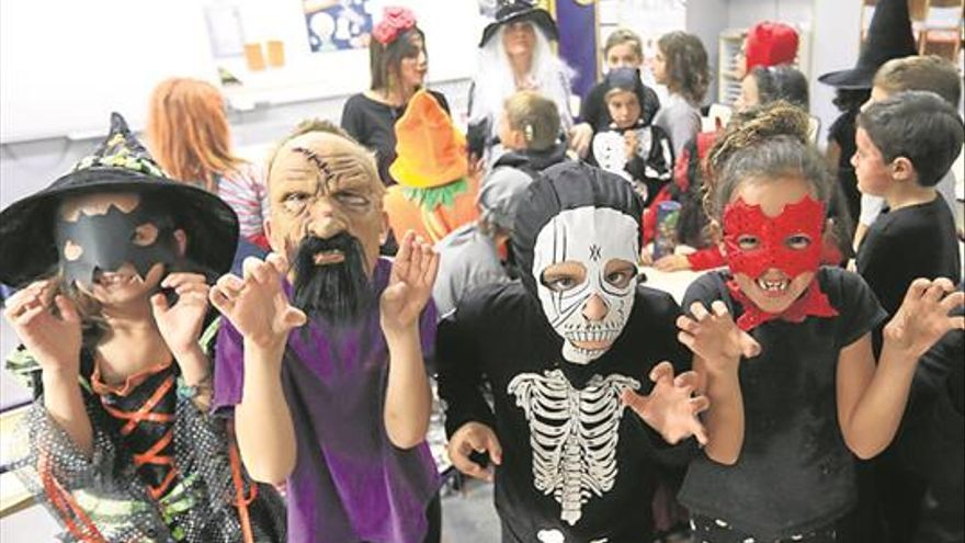 Halloween 'toma' Castellón