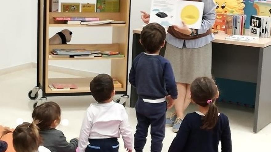València contará con un club de lectura para bebés menores de 9 meses