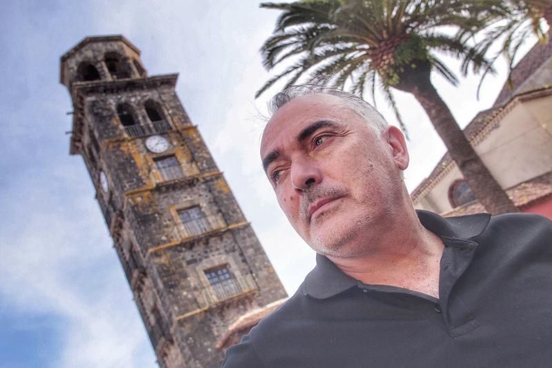 Isidro Casanova, corredor en la San Silvestre