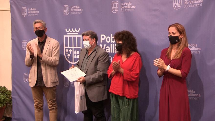Francesc Viadel y Ferran Bretó ganan los Premios Literarios Teodoro Llorente