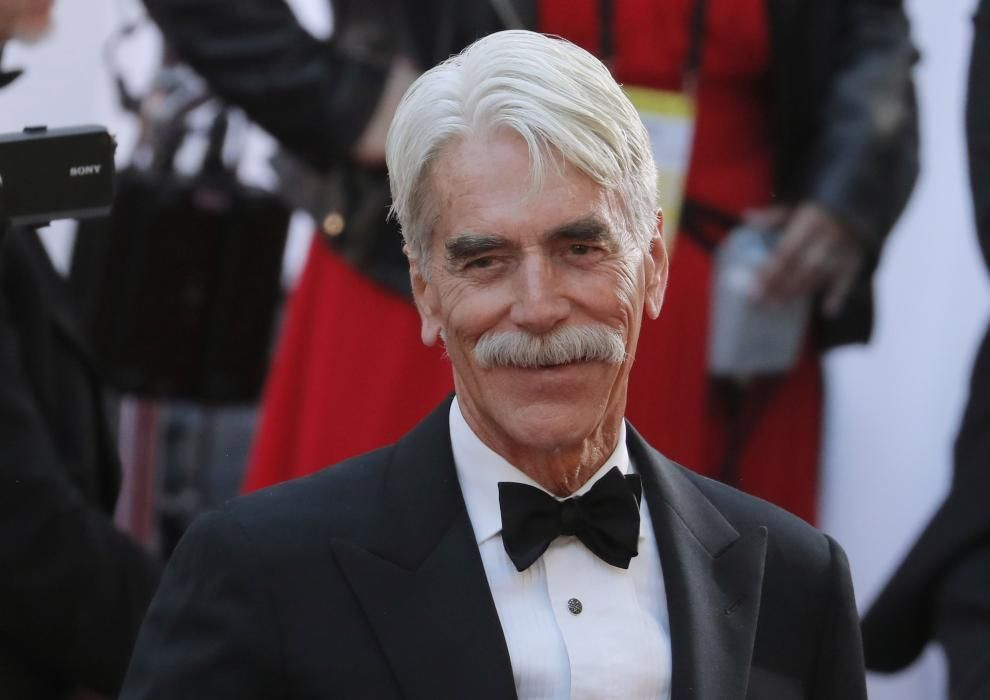 El actor Sam Elliott.