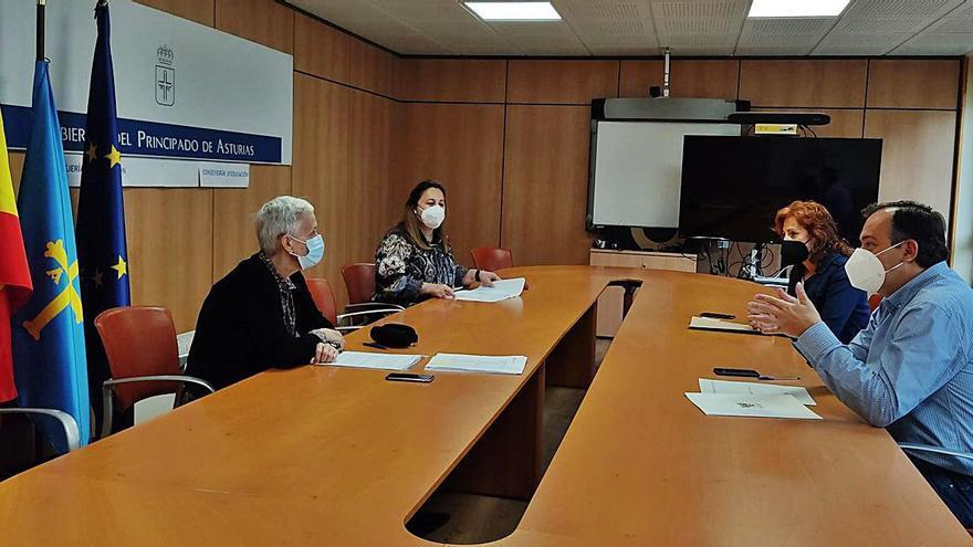 Villaviciosa unificará Infantil y Primaria en el colegio Maliayo para el año 2023