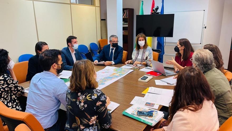 El Ayuntamiento de Rincón y la Junta crean la mesa de trabajo para la aprobación del nuevo PGOU