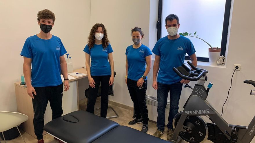 El Ayuntamiento de Alcoy pone en marcha un programa para mejorar la condición física después del covid