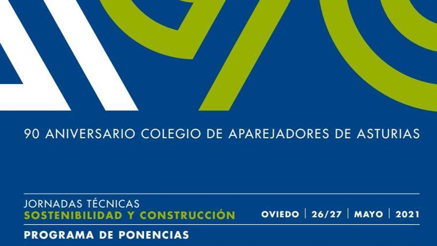 """El Colegio organizará el 26 y 27 de mayo unas jornadas sobre """"Sostenibilidad y Construcción"""" dentro de los actos del 90º aniversario"""