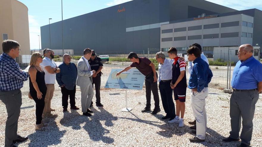La megacentral logística  de Alberic generará más de 3.000 empleos en tres años