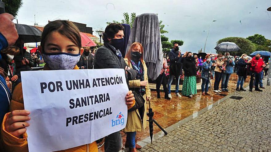 Preparan movilizaciones en defensa de la sanidad pública en Pontevedra y Santiago