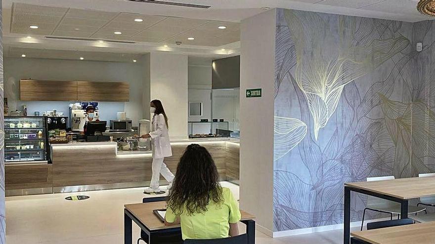 La Clínica Sant Josep estrena cafeteria oberta a tot el públic