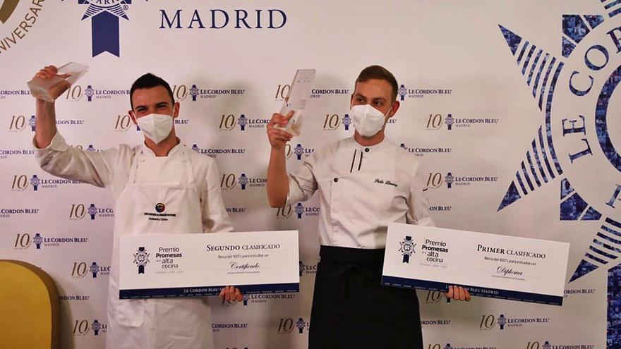 La cantera de la cocina asturiana triunfa en Madrid