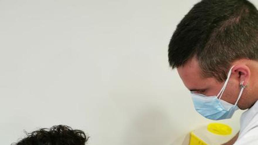 Comença la vacunació als agents de la Policia Local de Manresa contra la covid