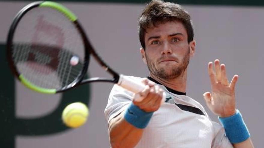 Martínez Portero ya espera al número cuatro del mundo en el Open de Australia