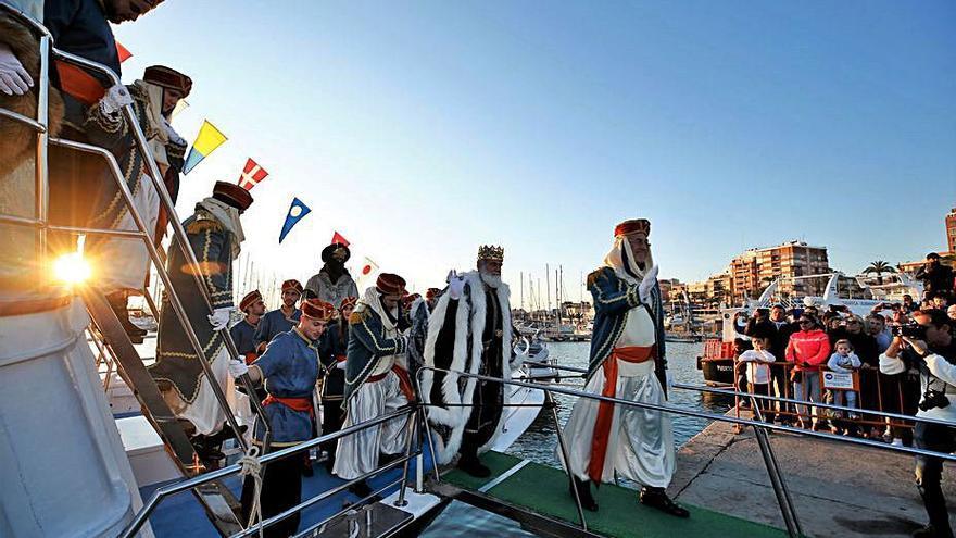 Un juez condena a Torrevieja a pagar por la última Cabalgata de Reyes 138.173 euros