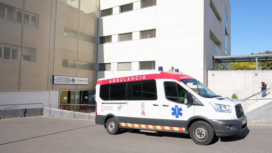 UGT critica la falta de médicos en el centro de emergencias de Alicante