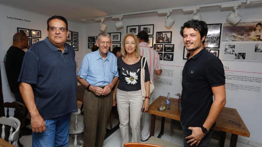 El Cabildo promueve declarar a Larry y Liz Yaskiel Hijos Adoptivos