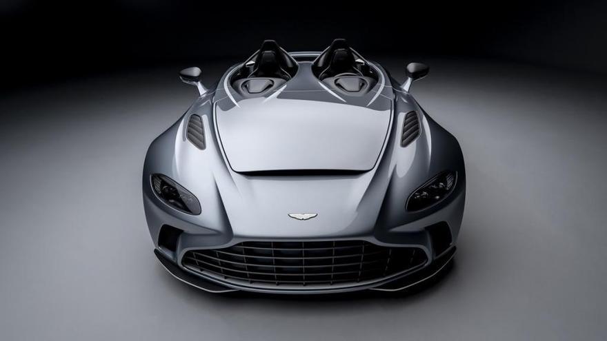 Aston Martin homenajea su presente y pasado con el exclusivo V12 Speedster