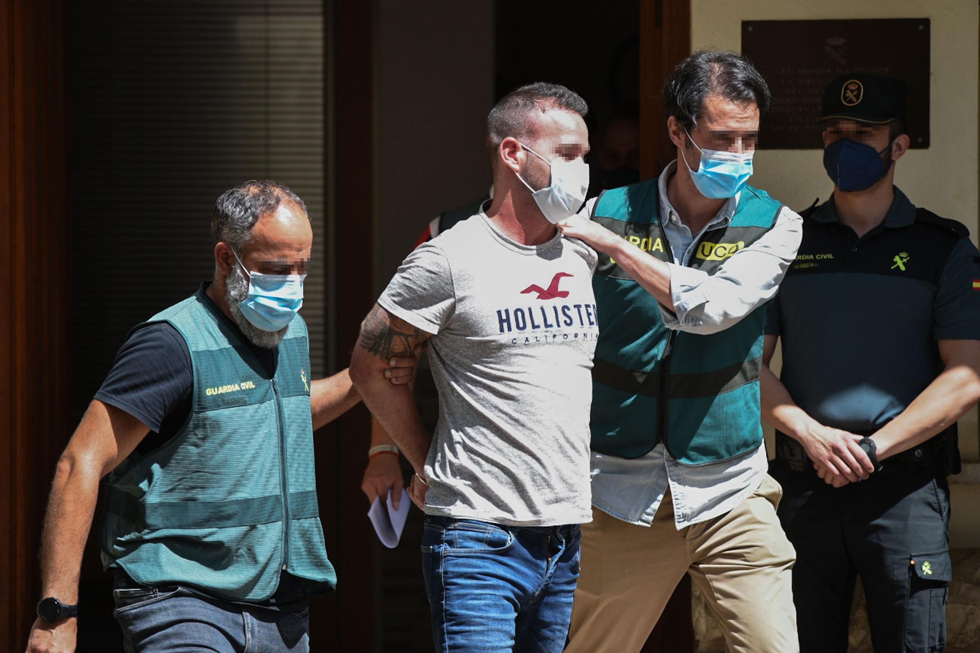 Decretan prisión provisional para el detenido por la muerte de Wafaa