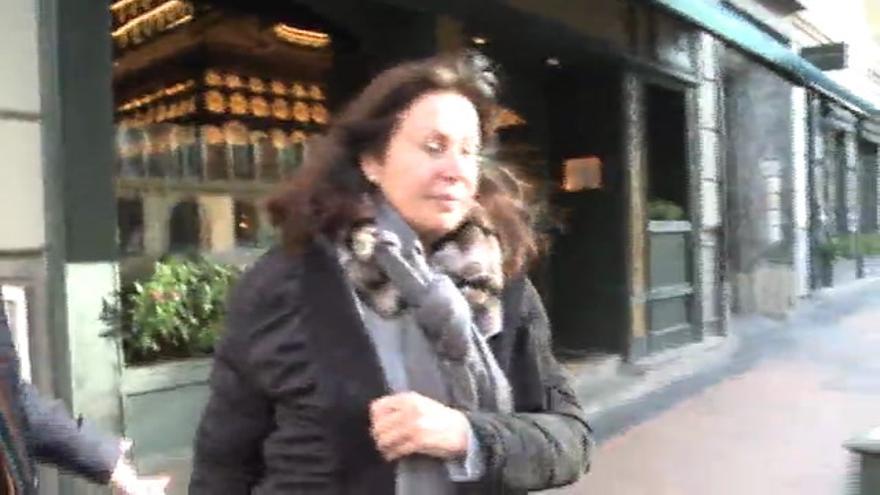 Carmen Martínez-Bordiú ya es duquesa de Franco