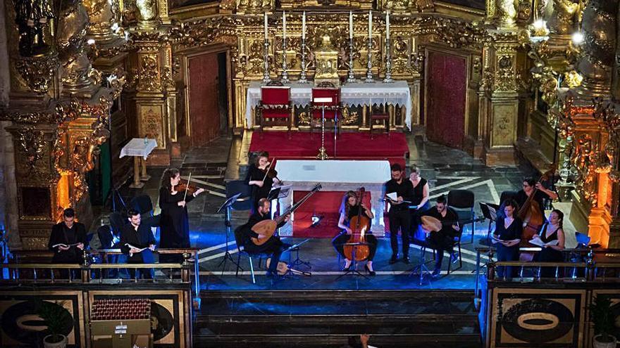 El Festival Internacional de Música de Morella arranca con el órgano de Trull como protagonista