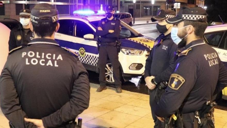 Cuatro fiestas disueltas, tres locales sancionados y 31 denuncias por desobediencia la pasada noche