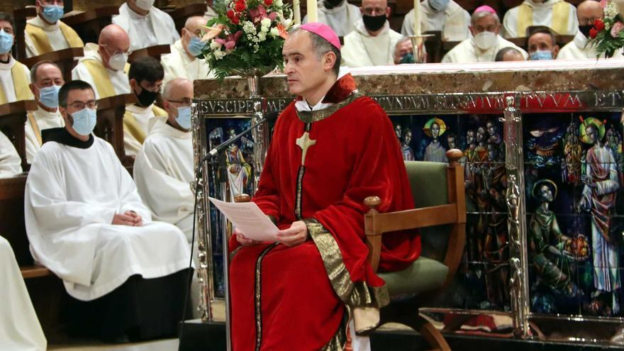 Manel Gasch, nou abat de Montserrat