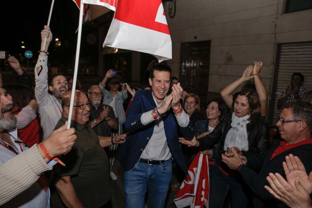 Rubén Alfaro revalida la alcaldía con mayoría absoluta