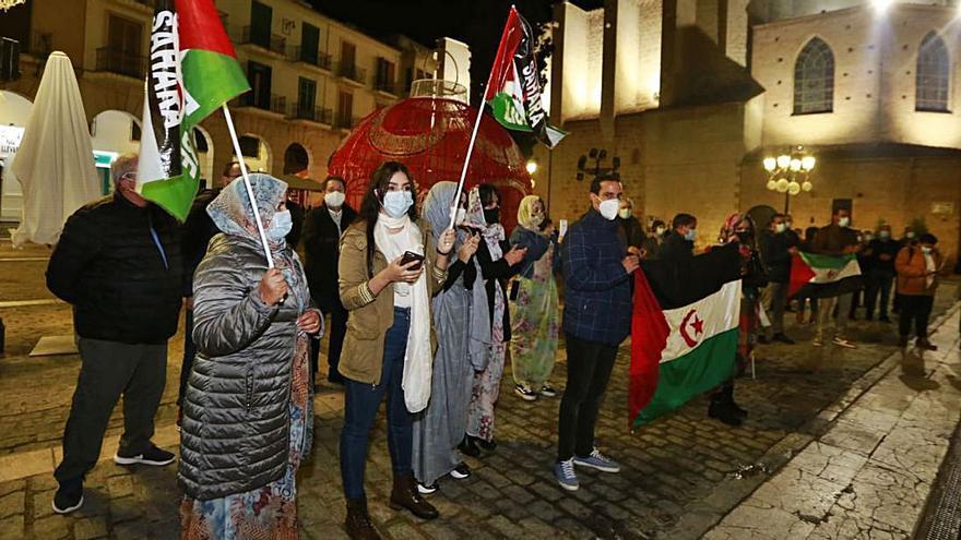 Gandia Solidaridad con el pueblo saharaui
