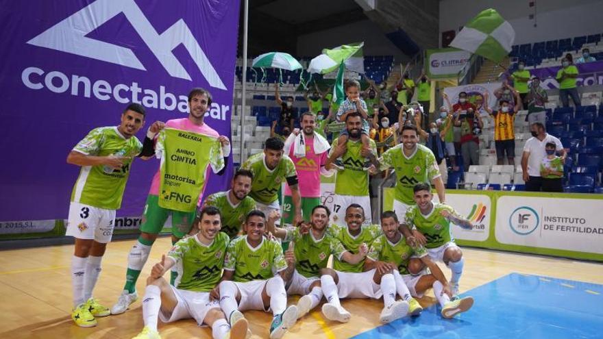 El Palma Futsal: Goleada hacia las semifinales