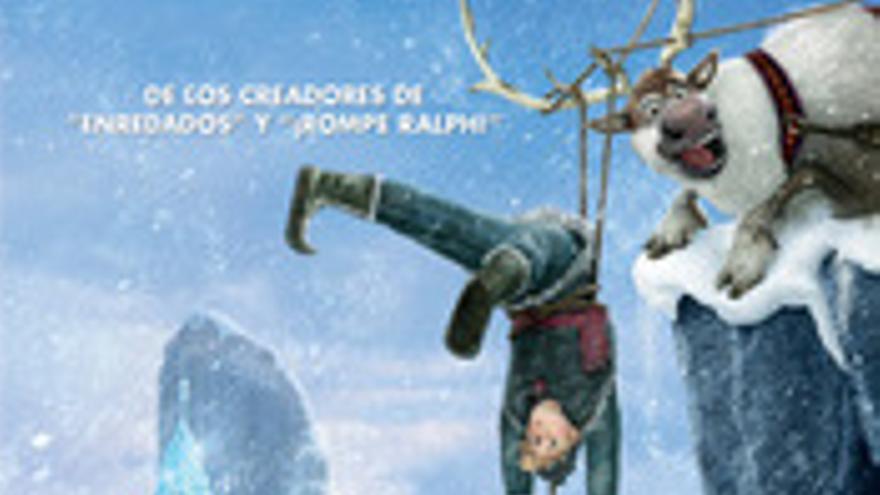 Frozen: El reino de hielo