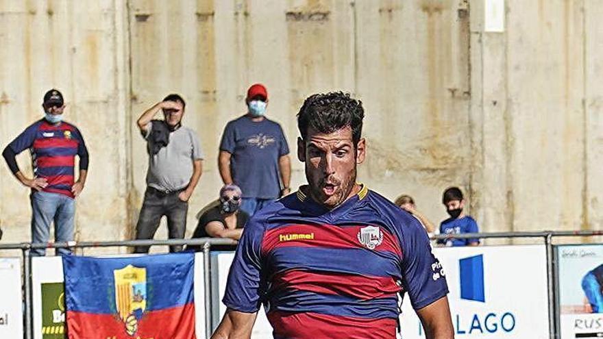 El Llagostera enceta el nou curs contra l'Andorra, un dels rivals més potents